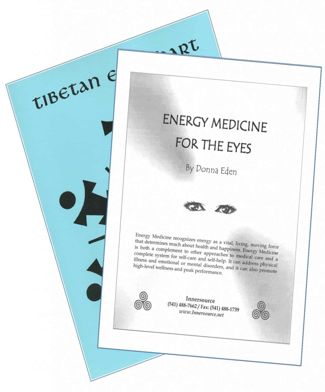 Energy Medicine for the Eyes Package