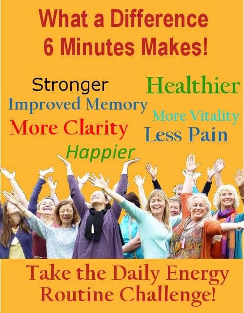 Daily Energy Routine Challenge image